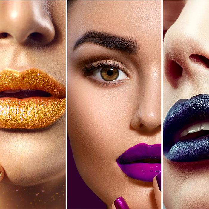 Girls makeup photos